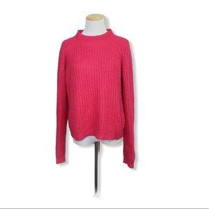 🎀 3/$30 Vero Moda Pink Knit Sweater